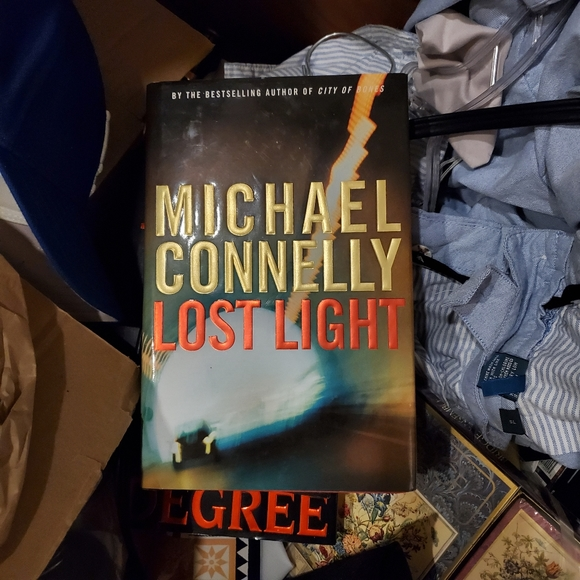 Other - Michael Connelly Lost Light